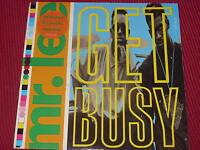 """Mr. Lee:   Get Busy    UK  NM   7"""""""