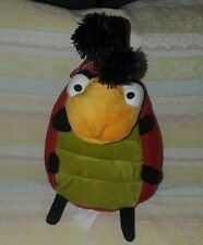 Ladybug Purse plush toy IN BEAUTIFUL CONDITION KIDS LOVE THE BUG PURSE