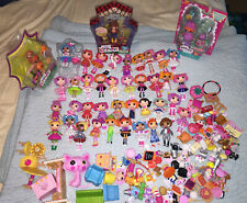 Huge Lot Lalaloopsy Mini Dolls, Accessories and Tinies See all pics! New & Used
