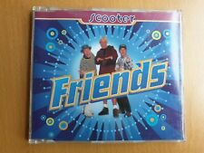Scooter - Friends (4 Track Maxi CD)