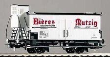 """Piko H0 54941: Bierwagen SNCF """"Mutzig"""" - Epoche III"""