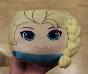 "2017 Disney Frozen Princess ELSA Cubd Collectibles 5"" Plush Soft Stuffed Toy"