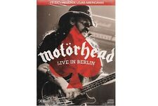 CD   .. motorhead  ..   LIVE IN BERLIN       NEW & SEALED