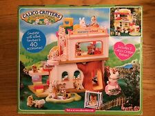 Calico Critters CC2109 Baby Play Nursery School New in Box!