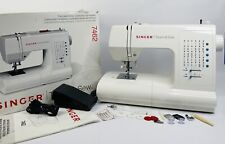 SINGER # 7462 Touch & Sew Fully Electronic Sewing Machine & Accessories