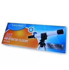 Balance Living Mini Telescope 30X with tripod