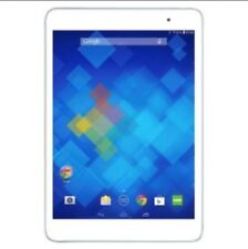 "Polaroid Tab8"" Tablet White 16GB Quad Core Android KitKat 5MP 32GB SD Card Slot"