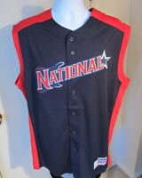 MLB 2019 All-Star Game National League Majestic Jersey Size 44 L - NEW