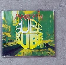 """CD AUDIO MUSIQUE INT / MARCHIN """"SUBE SUBE"""" CD MAXI-SINGLE 1993 3T"""