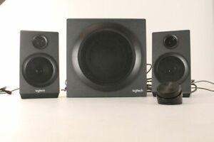 Multimedia Speaker Logitech Z333 2.1 Lautsprecher System Klinke Subwoofer Home