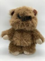 "Vintage Star Wars Wicket Plush 15"" Ewok Stuffed Animal Kenner Stuffed Animal 83'"