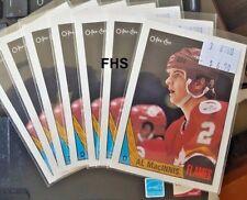 1987-88 O-Pee-Chee #72 Al MacInnis Calgary Flames