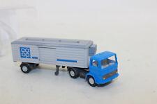 Wiking - 052002 MERCEDES BENZ LPS 1317 Truck Frige Trailer Co-op 1 87 Scale