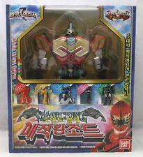 BANDAI Power Rangers Magicforce Megaforce Joint Gattai 'MAGICKING MEGAZORD'