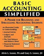Basic Accounting Simplified (Paperback or Softback)