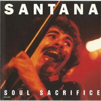 Santana CD Soul Sacrifice - UK (M/M)