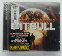 PITBULL Global Warming (New Rap CD) Deluxe Edition Features 4 Bonus Songs