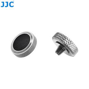 JJC Soft Shutter Release Button for Fujifilm X-PRO2 X-T30 X-T20 X-T3 X-T2 X100F