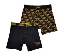 Zelda 2 Men's Boxer Briefs  - Medium - New With Tags 021519f