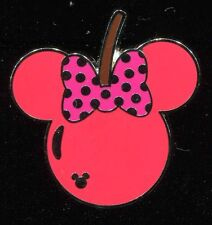 Dlr 2017 Hidden Mickey Minnie Fruit Icons Cherry Disney Pin 119763