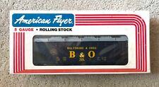 American Flyer 4-9201 B&O Covered Hopper NEW OB 1981
