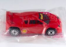 Hot Wheels Promo Shell Oil Zender Fact 4 Red 1994 NIP