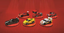 Lego Shell Ferrari Complete Car Collection