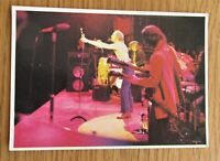 FAMILY ROGER CHAPMAN PICTURE POP '73 VINTAGE PANINI COLLECTORS CARD 1973