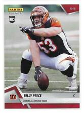 2018 Panini Instant NFL All-Rookie Team Billy Price Rookie Card - 1 of 576