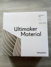 Ultimaker 2.85mm Blanc Co-polyester 3d imprimante Filament 750g