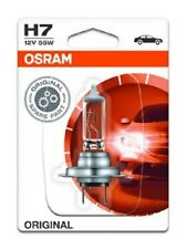 OSRAM H7 Halogenlampe Hauptscheinwerfer Glühlampe Glühbirne Licht 12V 55W PX26d
