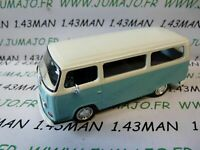 PL35 VOITURE 1/43 IXO IST déagostini POLOGNE : VOLKSWAGEN Kombi T2