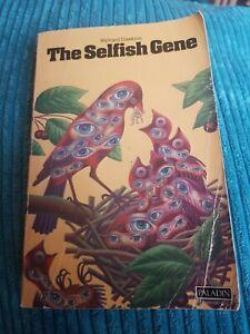 The Selfish Gene by Richard Dawkins - Pub: Paladin/Granada - 1978 Paperback Book
