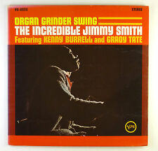 "12"" LP - The Incredible Jimmy Smith - Organ Grinder Swing - B4018"