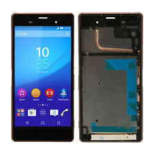LCD Screen Digitizer Frame Assembly for Sony Xperia Z3 D6603 D6643 D6653 D6616