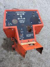 Allis Chalmers 310 Garden Tractor Dash Tower