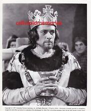 Original Photo Jon Finch in Macbeth 1971 Roman Polanski Film # 1