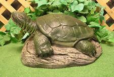 Giant Sea Turtle Tortoise Latex Fiberglass Production Mold Concrete Plaster