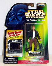 Star Wars Bespin Han Solo Freeze Frame MOC POTF Free Ship w/ Pro Packing