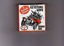 Keystone Cops S8 B&w Silent Movie