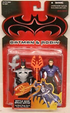 Batman & Robin Movie: Battle Gear Bruce Wayne Transforms To Batman (MOC) Kenner
