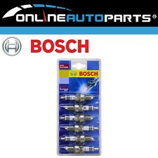 Set of 6 Bosch Platinum Spark Plugs for Ford AU Falcon Fairmont 6cyl 4.0L 98-03