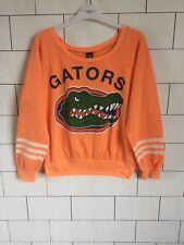 Rétro Vintage Pro Sport Bright Florida Gators Sweatshirt Pull Transparent #98