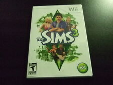 Replacement Case (NO GAME) THE SIMS 3 NINTENDO WII