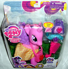 My Little Pony Fashion Style Princess Twilight Sparkle Figure Doll Crystal Celeb