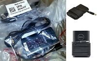 GENUINE DELL XPS 11 12 13 14 LAPTOP 45W AC ADAPTER 0WJTJ 450-18920 & CORD inVAT