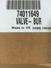 Whirlpool Gas Burner Valve 74011649