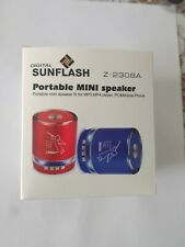 Portable mini speaker--Blue