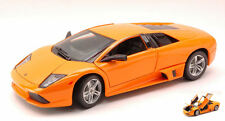 Lamborghini Murcielago LP-640 2007 Metallic Orange 1:18 Model MAISTO