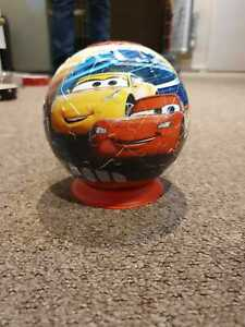 Disney Cars 72 Piece Puzzleball by Ravensburger 6+
